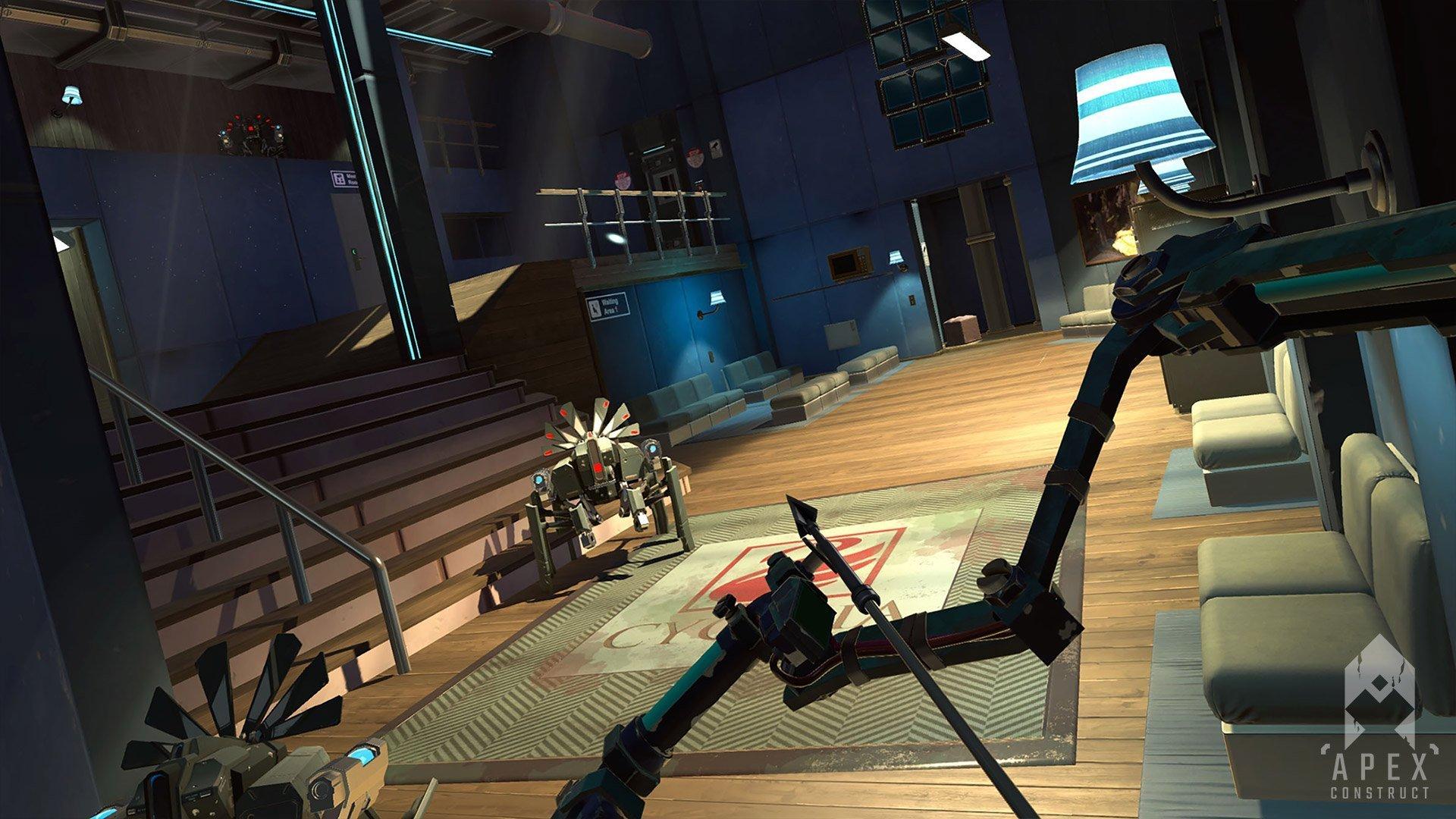 Apex Construct Screen 10