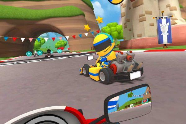 VRKarts Screen 7