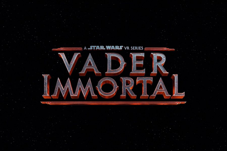 Vader Immortal - Logo Treatment