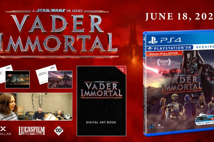 Vader Immortal _ Special Retail Edition _ June 18